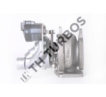 Turbocompresseur, suralimentation TURBO'S HOET 1104025