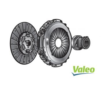 Kit d'embrayage VALEO 805006